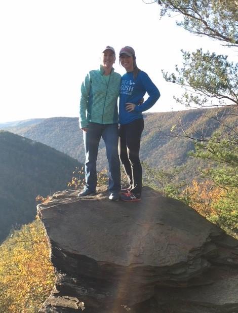 hiking golden eagle trail